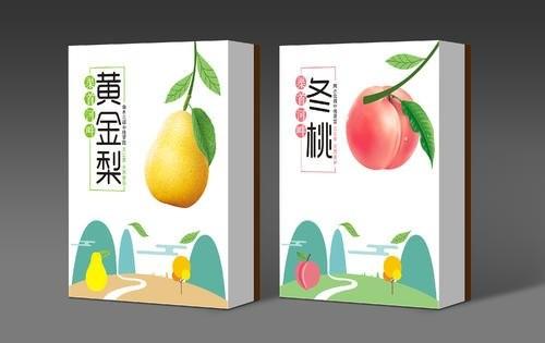 水果箱包裝