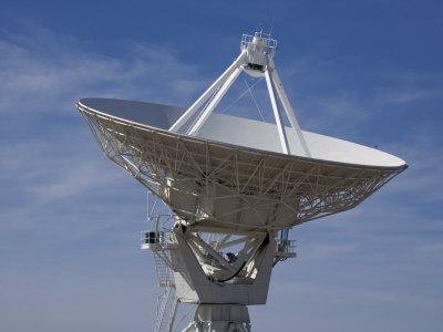 Application of electric push rod in radar