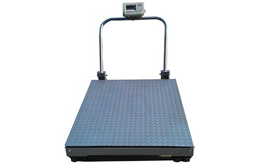 数字式电子地磅和模拟式电子地磅的不同