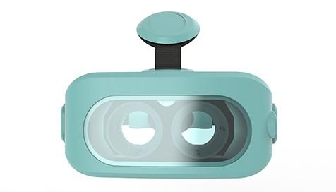 清新蓝晶睛护眼仪