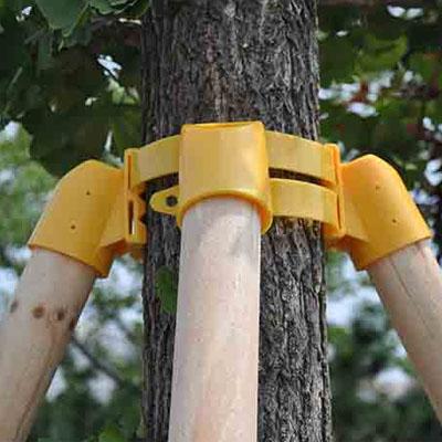 园林树木支撑架简易支撑的过程怎么样