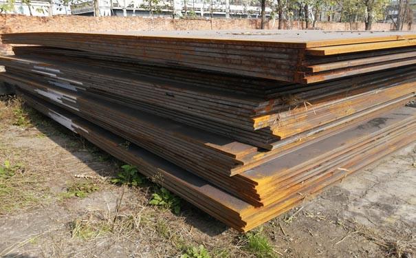 成都附近垫道钢板出租价格高使用起来成本低