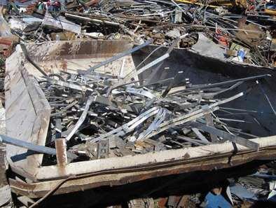 废铁回收之后如何处理