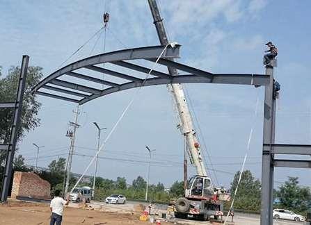 钢结构厂房工程施工质量如何加分