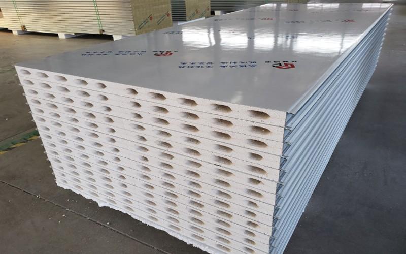 机制硫氧镁净化板