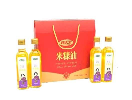 你知道什么是稻米油吗