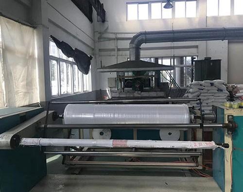 PE膜生产机器