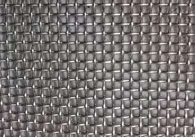不锈钢冲孔网的表面质量防腐保护办法