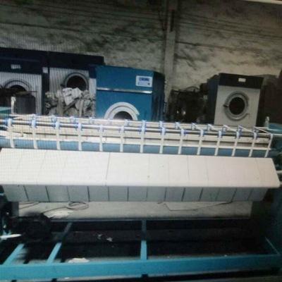 供应工业烫平机滚筒式双辊蒸汽烫平机 不锈钢洗衣房大型熨烫设备