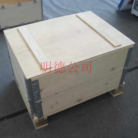 怎样判断木箱打扣机的外包装木箱是否合格