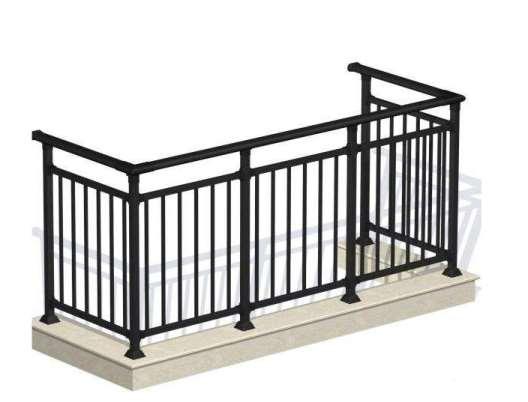 阳台护栏可以这样来维护