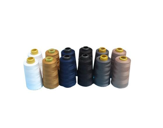 40-2小卷纯涤纶缝纫线