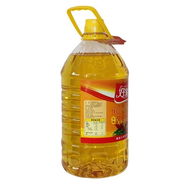 食用植物调和油花生油芝麻油浓香型