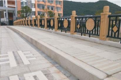 铸造石护栏zzs-19