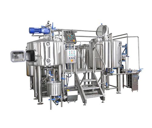 1000L啤酒設備