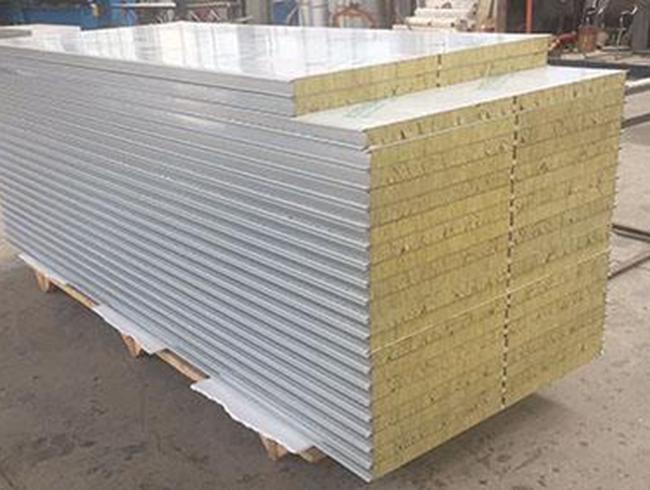彩钢净化板生产