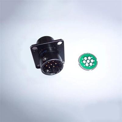 圆形滤波电连接器