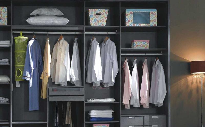 衣橱整理技巧分享,如何整理收纳衣柜