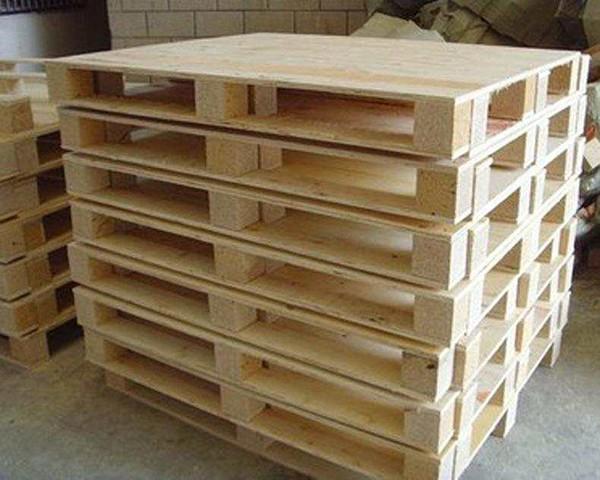 免熏蒸木托盘  尺寸:1.02m×1.16m