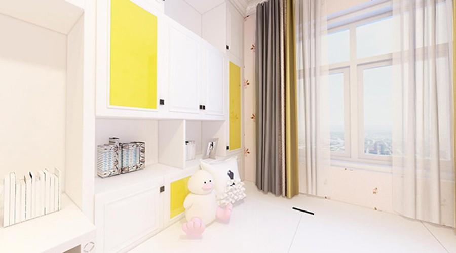 萬浩未來城7號樓1201-書房