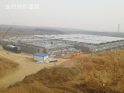 东方希望集团鹤岗金豆畜牧现代化养殖厂