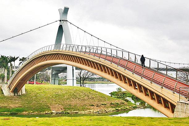 背水一战 —— 水塘江桥项目
