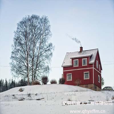 防腐木别墅设计