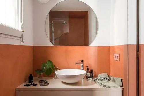现代风浴室柜