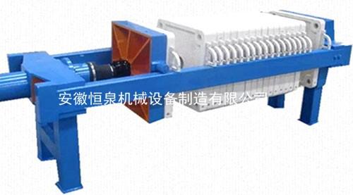 液压自动保压压滤机