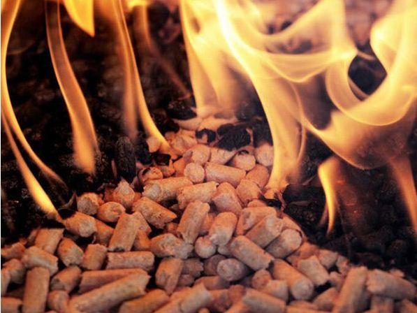 生物质颗粒的燃烧优势