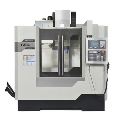 TE-855竞争性轻型模具立式加工中心