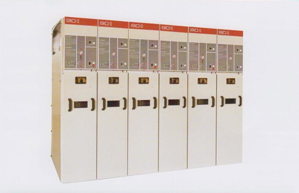 XGN-12交流高壓六氟化硫環網開關設備