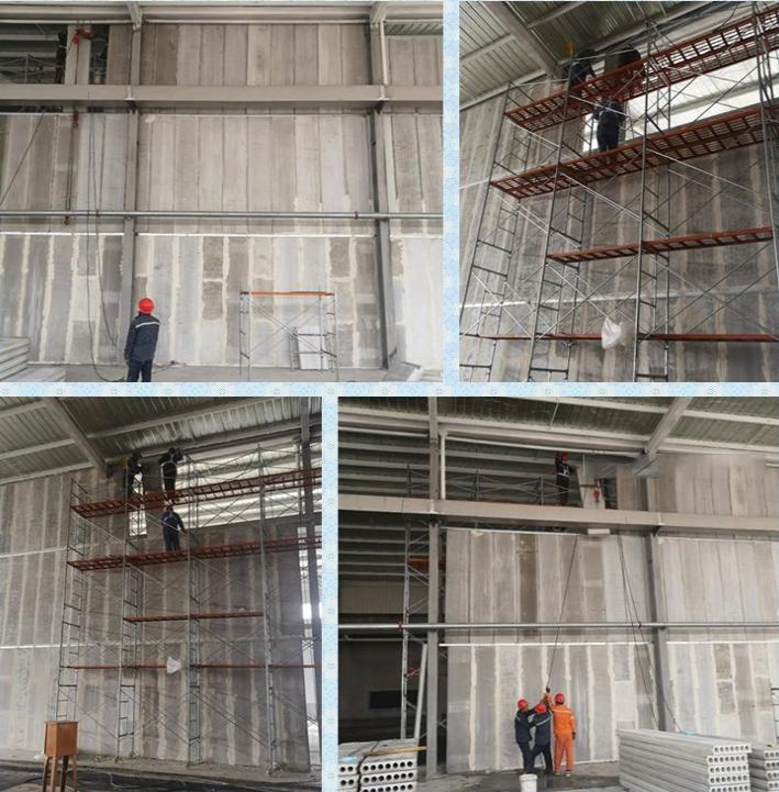 如何在轻质隔墙板施工中合理安装水电管线