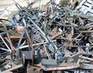 废铁回收后的处理和清洗步骤
