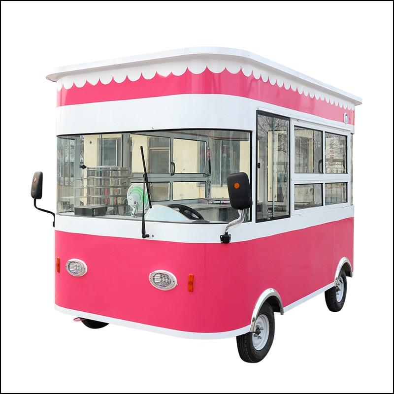 移動電動餐車