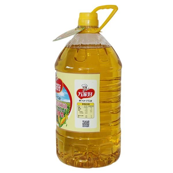食用植物调和油玉米清香型