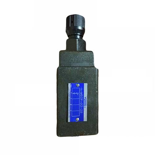 榆次油研液压阀型号 MSCP-03