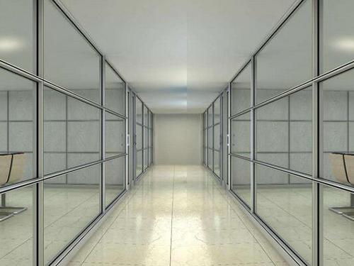 办公玻璃隔断有哪些风格?