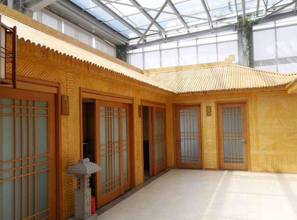 竹房子的设计注意事项