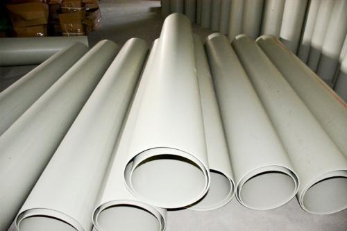 白色PP风管厂商告诉你PP材料的实质