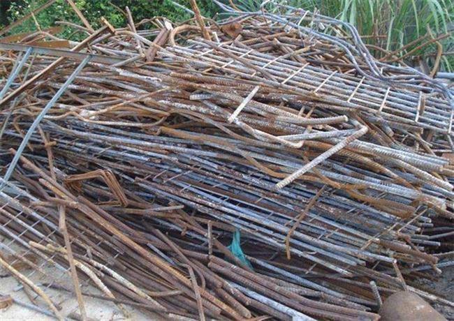 废旧钢筋回收