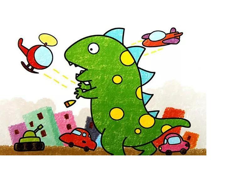 儿童绘画,能对孩子带来哪些深远的影响!