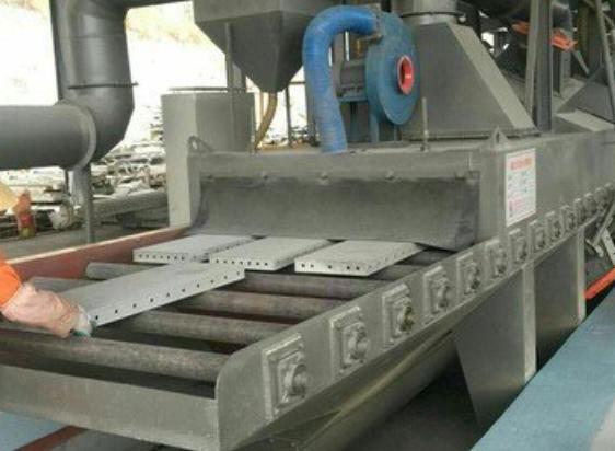青岛抛丸机械选购考虑因素是否有可比性及冲压件适用设备