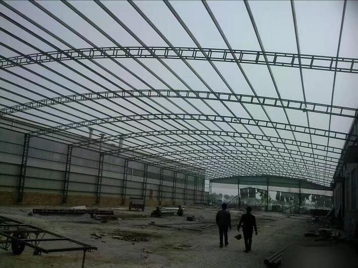 钢结构是如何进行组装的