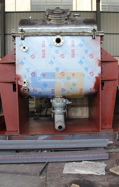 Rubber high speed mixer