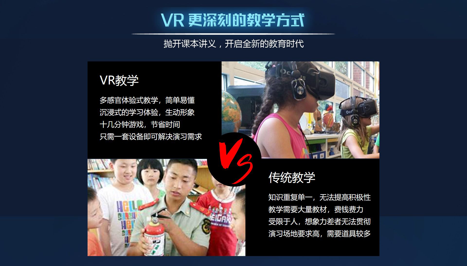VR科普教育