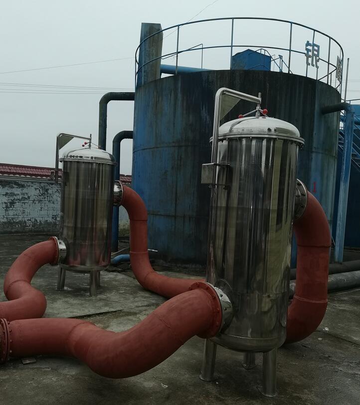凯里黄平县旧州水厂水质改善工程