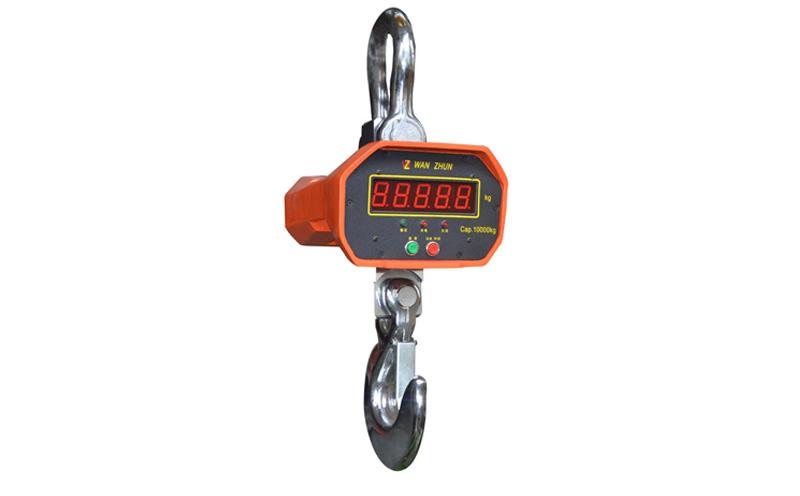 防爆型电子吊秤是不是每一年必须送去检测是否达标呢