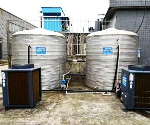 5匹主机加2个8吨水箱