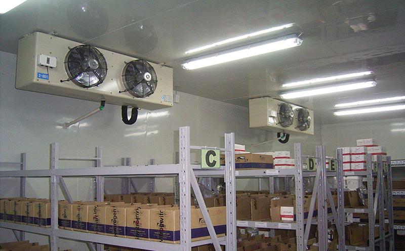 安装冷库需要布置的电线如何选择?眉山荣宇设备公司告诉你